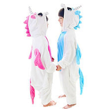 ff4741cd5f298 Licorne animaux peignoirs pour filles enfants vêtements de nuit garçons  Pokemon Robes de bain enfants à capuche polaire vêtement.
