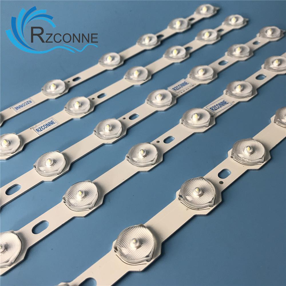 LED Backlight  strip For VES400UNDS-03  VES400UNDS-01 40PFL3008H/12 40PFL3008K/12 40PFL3018K/12 LT-40TW51 40L3453DB 42hxt12u