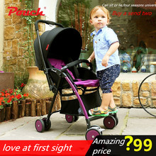 Baby stroller,Ultra light for mom,Carry convenience,Folding by one hand,Pushing in two-way,Easily handle emergency things
