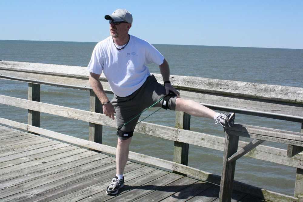 Hurtownie nowy 4psc/lot 4 poziomy dostępne Pull Up Assist zespoły ćwiczenia ciała kostki centrum odporność taśmy sportowe