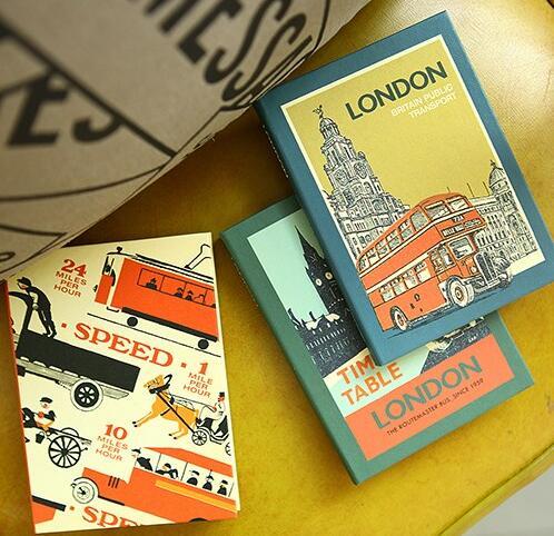все цены на Mini Hardcover Planner Vintage Cartoon Design Weekly Plan Set 192 Pages 11.5*15.5cm Children Gift 2pcs/set