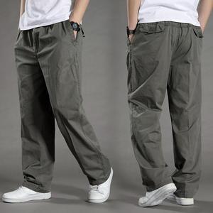 78b68a20a7b xiangyihui Harem 2018 cotton Trousers Pant Mens Joggers