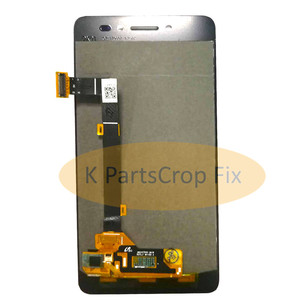 Image 5 - מקורי עבור Lenovo S90 LCD תצוגת מסך מגע Digitizer עצרת עם מסגרת S90 T S90 U S90 A lcd החלפת חלקים