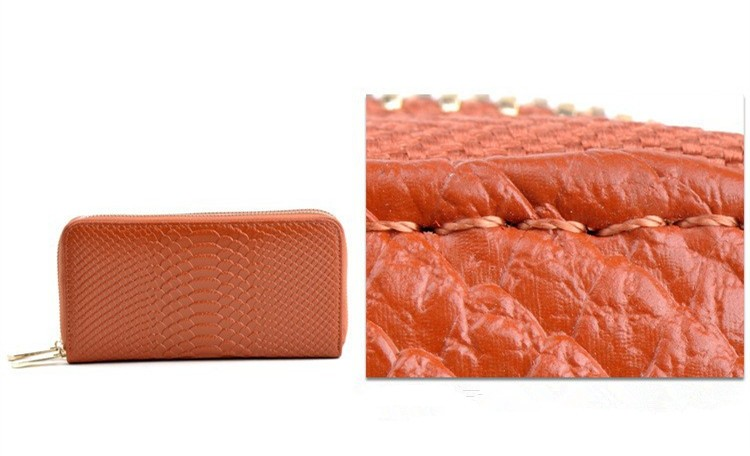 genuine leather wallet 2