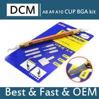DCM NEWEST CPU IC Chip BGA Remover Motherboard Hard Disk PCB Circuit Board Repair Knife Curved