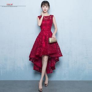 00530e106c2 Meledy Women S Knee Length Country Bridesmaid Dress Western Wedding