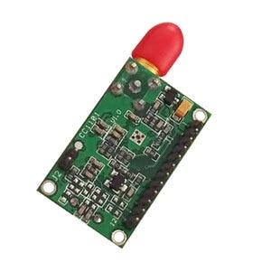 Image 3 - 868 mhz 915 mhz cc1101 rf modul uhf empfänger und sender 433 mhz uart TTL rs232 rs485 drahtlose daten transceiver