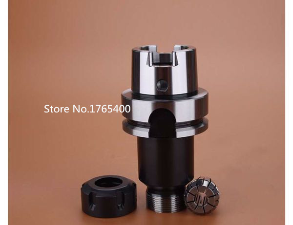 <font><b>HSK63A</b></font> ER32 100L high speed Automatic Tool Change device spindle cnc milling machine tool image