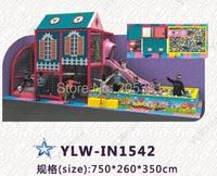 Конфеты rush парк оборудования/развлечений площадка парка/мультфильм Крытый Детские игровой дом/Крытый играть