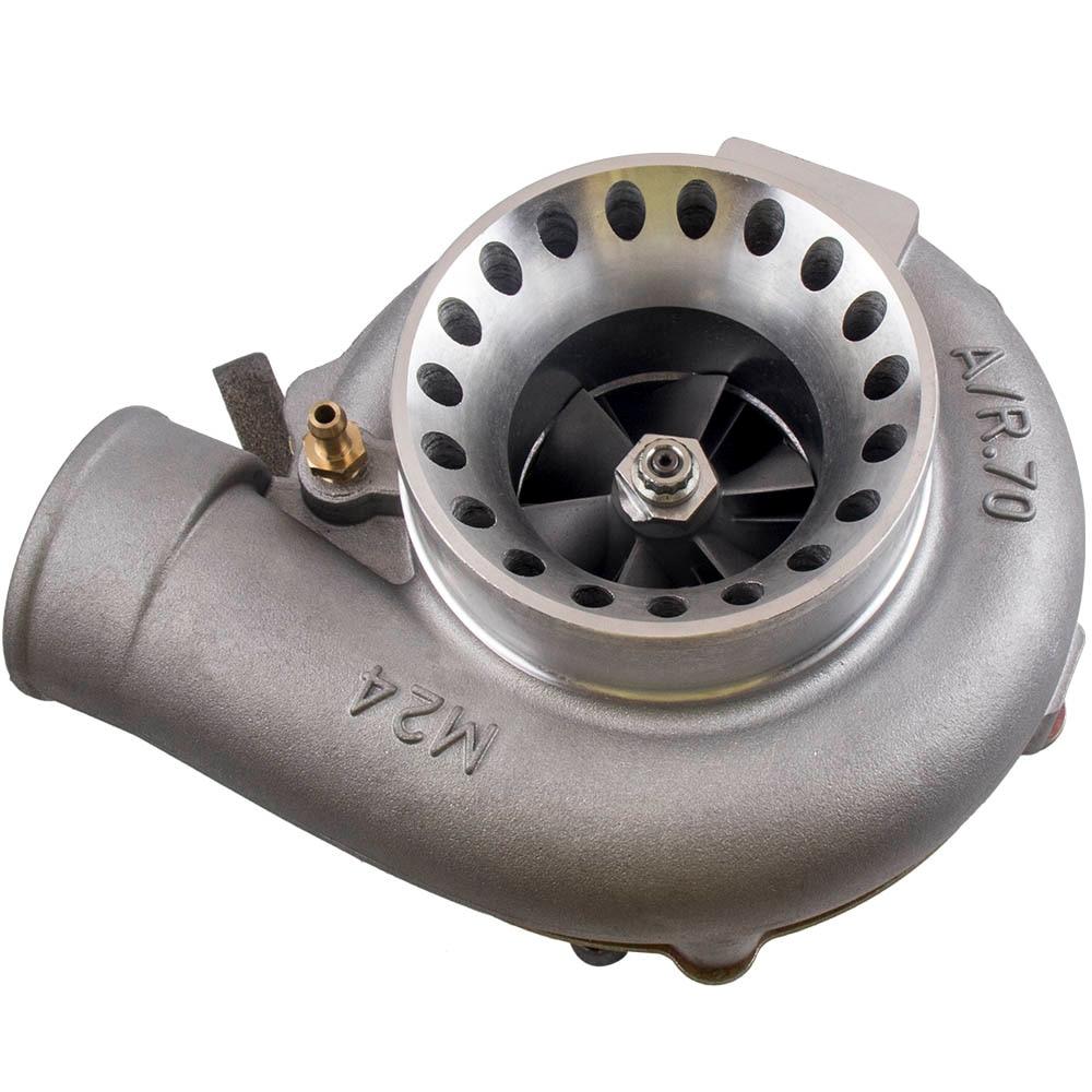 GT35 GT3582 turbocompresseur Turb T3 AR.70/63 roulement de compresseur Anti-surtension parfait pour tous les 4/6 cylindres 3.0L-6.0L turbolader - 4