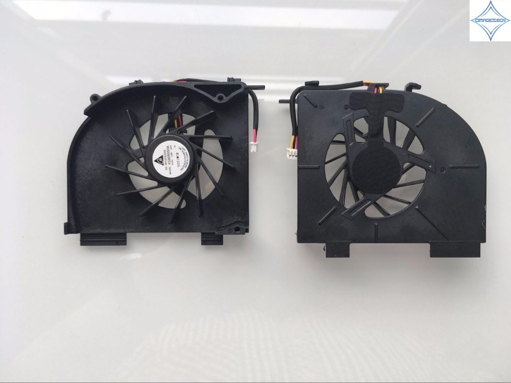 original new for Hp Pavilion DV5 DV5T DV5-1000 DV6 DV6-1100 KSB0505HA-8J75 3pin 491572-001 notebook laptop cpu cool fan