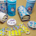 20PCS/Pack Waterproof Bandage Cute Cartoon Band Aid For Children 5.6X1.9CM Wound Paste Plaster Cartoon Medical Bandage