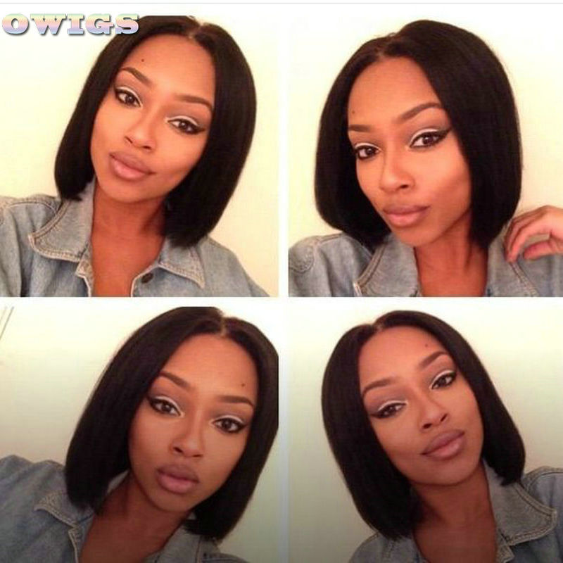 Short Bob With Middle Part Up To 60 Off Free Shipping