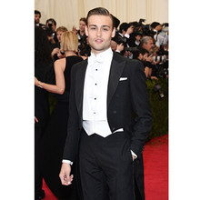 men long tail tailcoat for wedding groom tuxedo black tailor suits dinner wool bleed for 2017 fashion