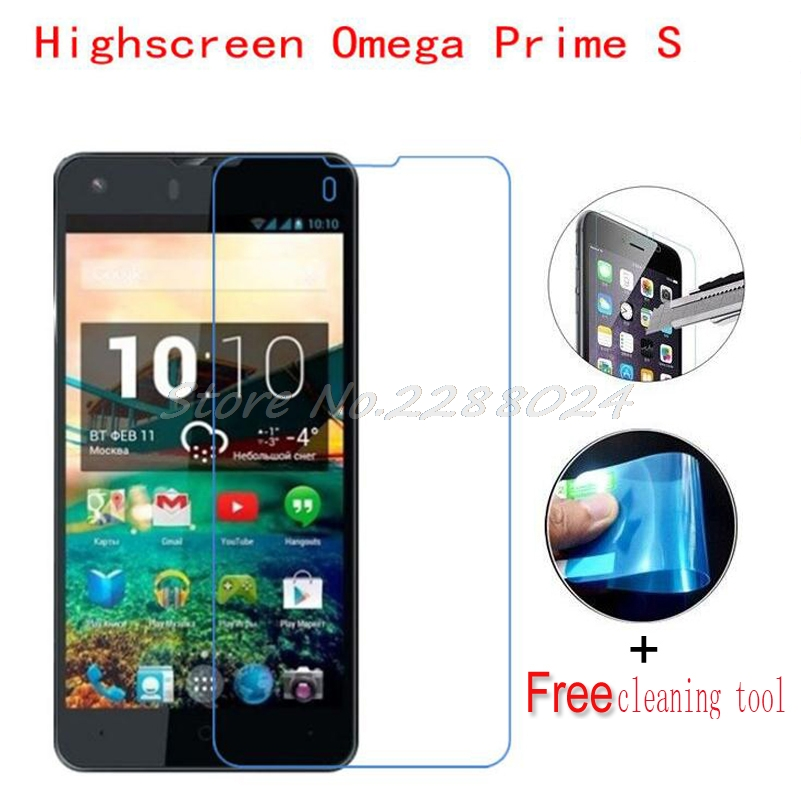 2PCS Ultra-thin Nano-proof membrane not glass Screen Protector for Highscreen Boost 2 3 Thor Omega Prime S Zera F alpha R image