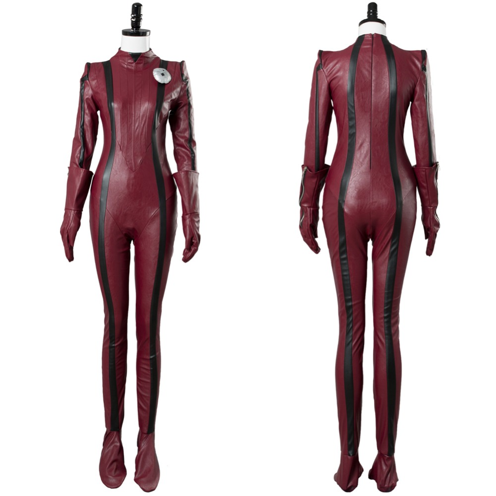 Hot Bayonetta 2 Jeanne Cosplay Costume Adult Women Jeanne Jumpsuits Red Costume Halloween Carnival Costume Full Sets