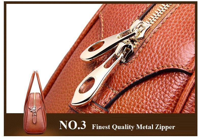 Women Leather Handbags 2016 Vintage Women Purses And Handbags Solid Zipper Shell Bag Women Handbag  Casual Totes Bags Female Bag_332