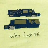 Neue Ladestation Port-anschluss Für Wiko Fieber 4G USB Ladegerät Flex Cable Board