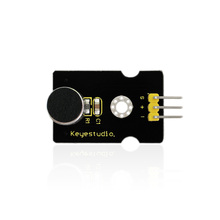 Free shipping !Keyestudio Analog Sound Noise Sensor Detection Module for Arduino