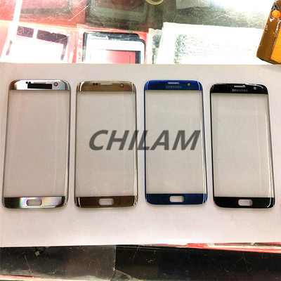 LCD front glass panel for samsung galaxy S7edge S7 G935 G930 screen display digitizer phone repair