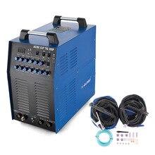 Инверторный Сварочный аппарат WIG-200P импульсно-HF TIG MMA ARC AC/DC EU склад