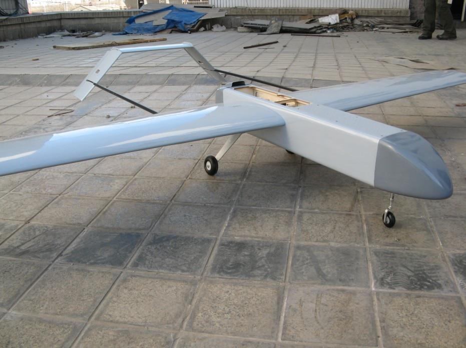 2017 New Hugin II Electric Powered UAV 3m Platform RC Model Plane Aircraft new product fy dos m autopilot system for rc uav multi rotors