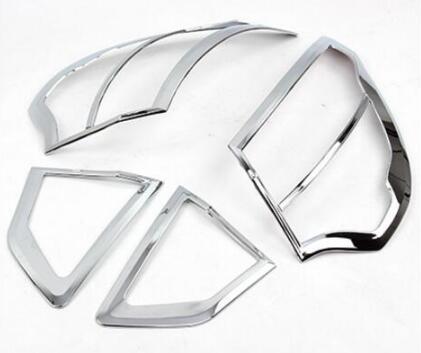 Accessoires pour Changan cs35 ABS couvercle de cadre de feu arrière moulure de garnissage garniture