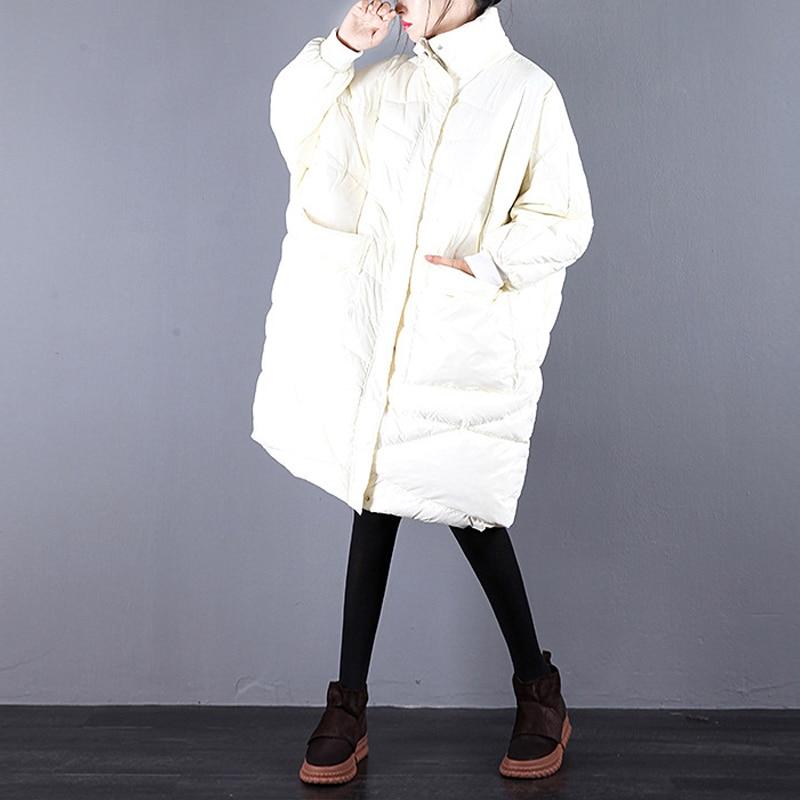 Janveny Glossy Coat Women