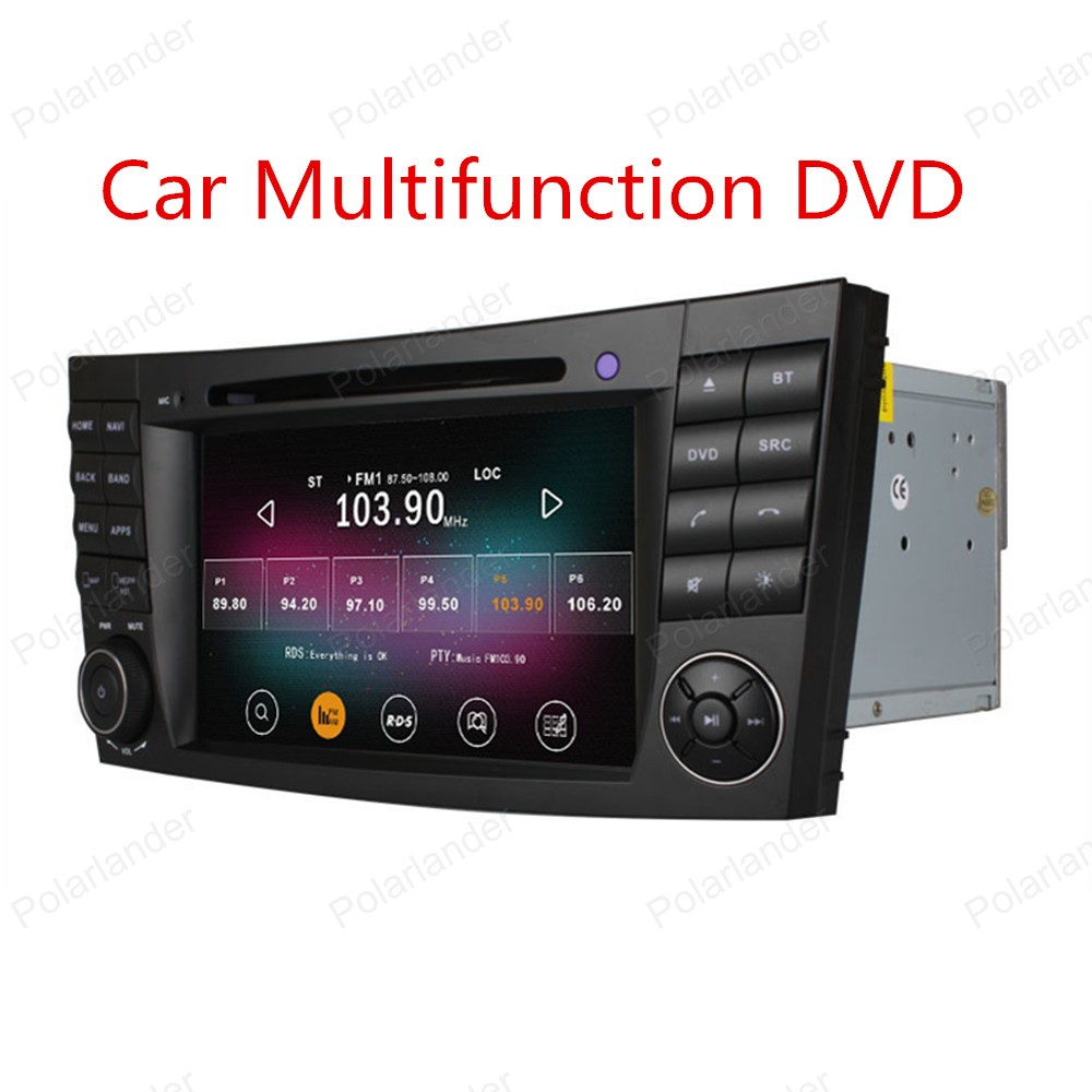 quad core android 4 4 car dvd radio for benz w211 w219. Black Bedroom Furniture Sets. Home Design Ideas