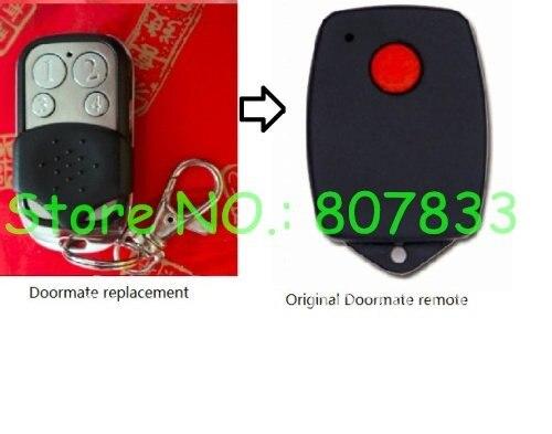 Door-mate 303MHZ remote control replacement, Doormate TRG101&TRG300 garage door opener transmitter receiver nice flo2r s replacement garage door opener remote control