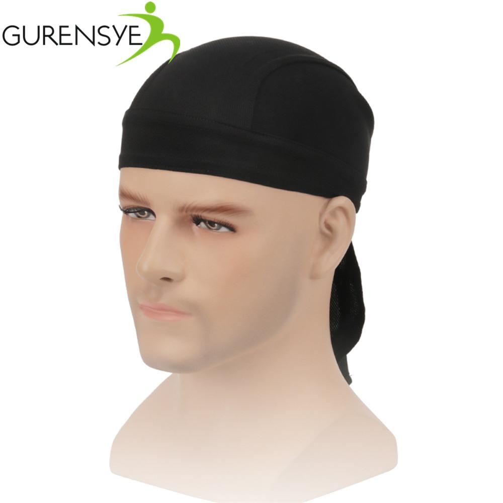 Breathable Multi Function Mens Women Bike Bicycle Hat Headscarf Cycling Cap Bandana Hood MTB Headband Skull Pirate Head Scarf