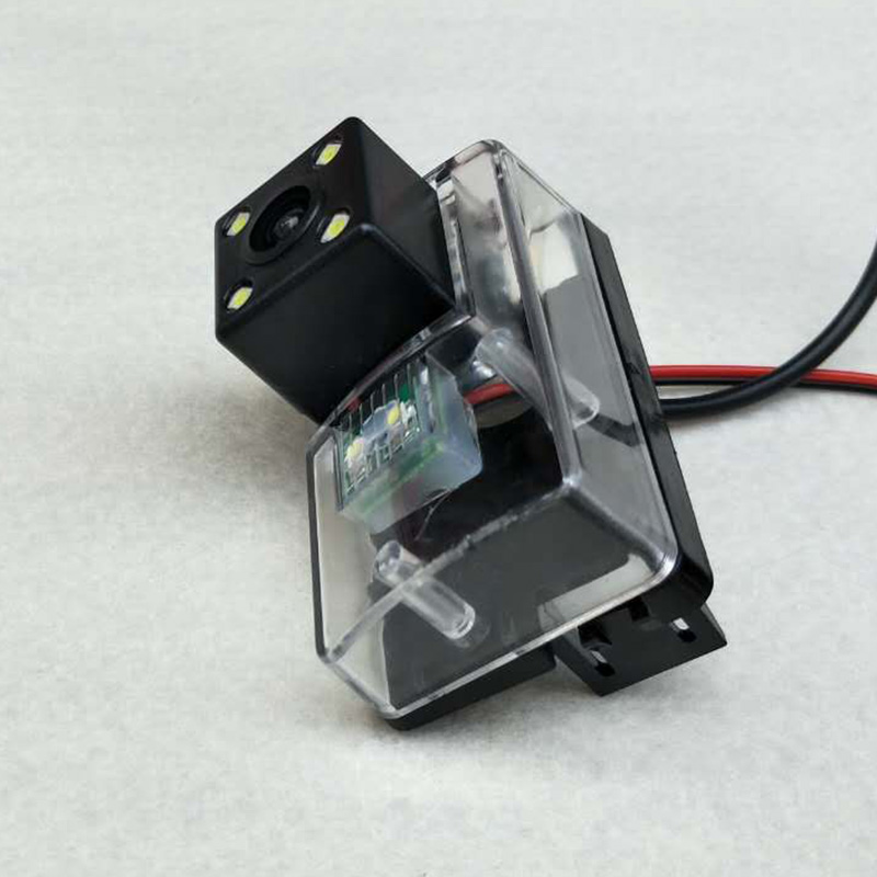 Rear View Camera For Citroen DS4 DS 4 2010~2015 / RCA AUX Wired / CCD 4LED Night Vision HD Wide Lens Angle Backup Camera