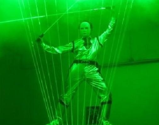laser men 7