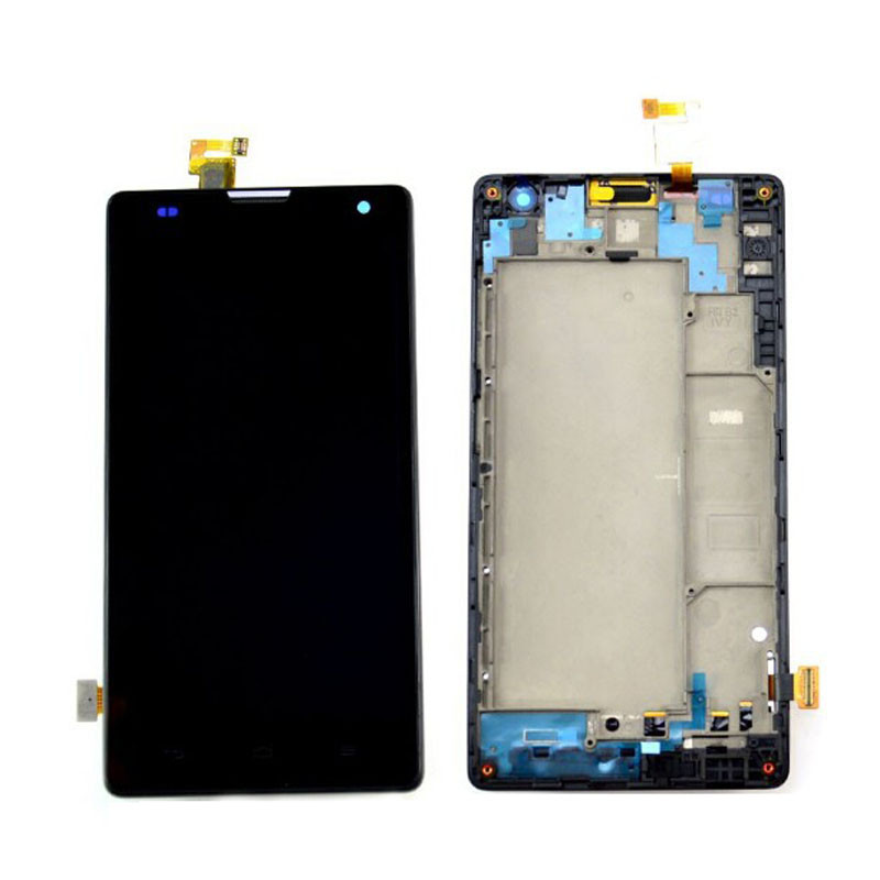 For Huawei G740 H30-U10 H30-T10 H30-T00 H30-L01 LCD Display Panel + Touch Screen Digitizer Glass Assembly With FrameFor Huawei G740 H30-U10 H30-T10 H30-T00 H30-L01 LCD Display Panel + Touch Screen Digitizer Glass Assembly With Frame