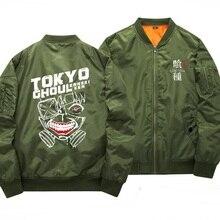 Tokyo Ghoul Bomber Jackets (7 Models)
