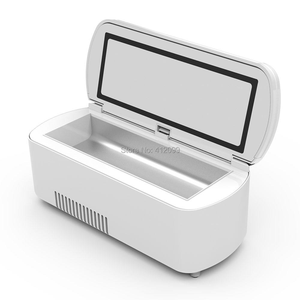 Refrigerators & Freezers Frank Diabetic Insulin Cooler Box,battery Powered Medication Refrigerator Medicine Cooler
