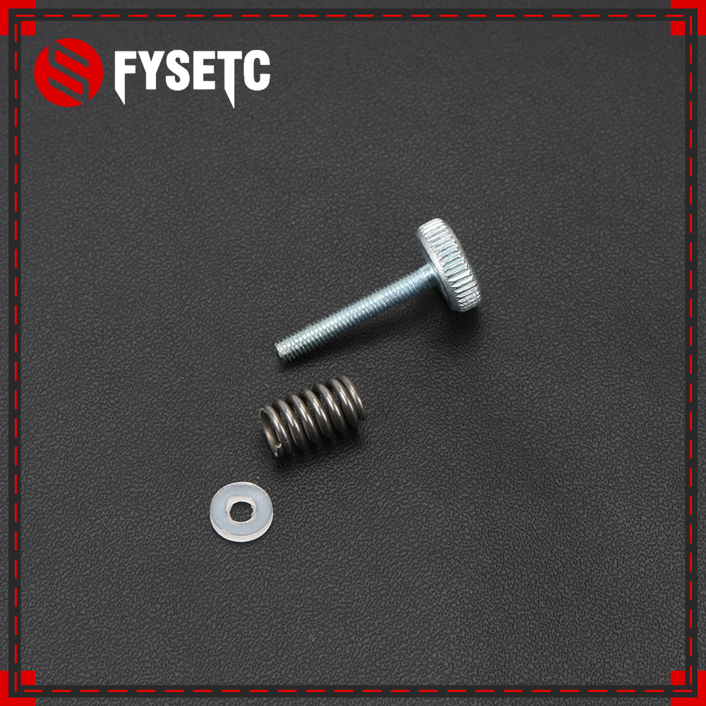 BMG THUMBSCREW ASSEMBLY For Tech Mini Extruder Mini Bowden Extruder Kit For Drivegear Kit Dual Drive Gear ExtruderBMG THUMBSCREW ASSEMBLY For Tech Mini Extruder Mini Bowden Extruder Kit For Drivegear Kit Dual Drive Gear Extruder