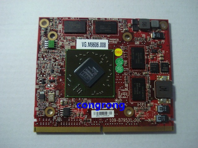 For Acer Aspire Z5600 Z5610 All In One Pc Mobility Radeon Hd4670 Gddr3 1gb