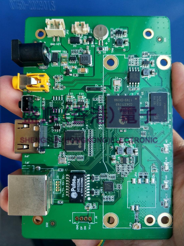 Hi3516 3516 Development Board HDMI Input Acquisition Encoder 4K It6801 Adv7611