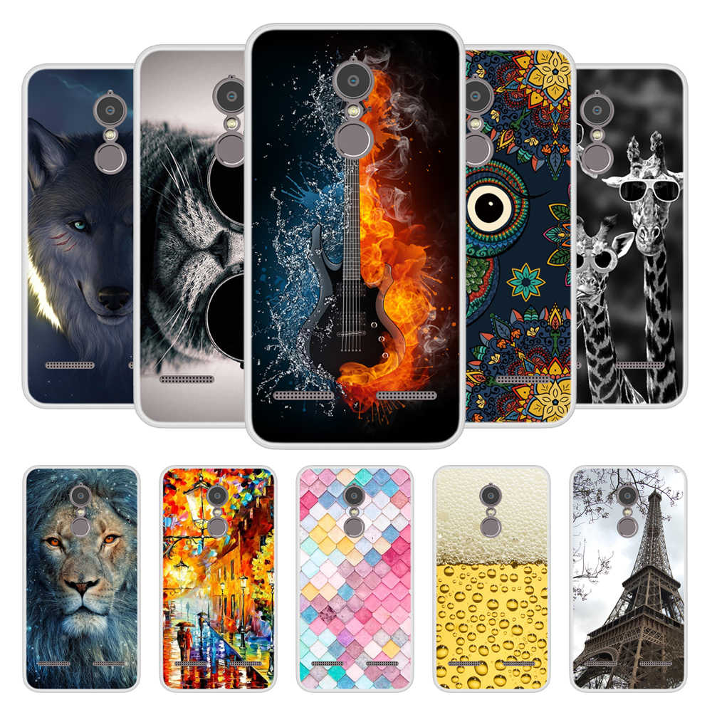 watch 530f0 31594 Case For Lenovo K6 Power Soft Silicone TPU Chic Pattern Painted Cover For  Lenovo K33A42 Phone Case