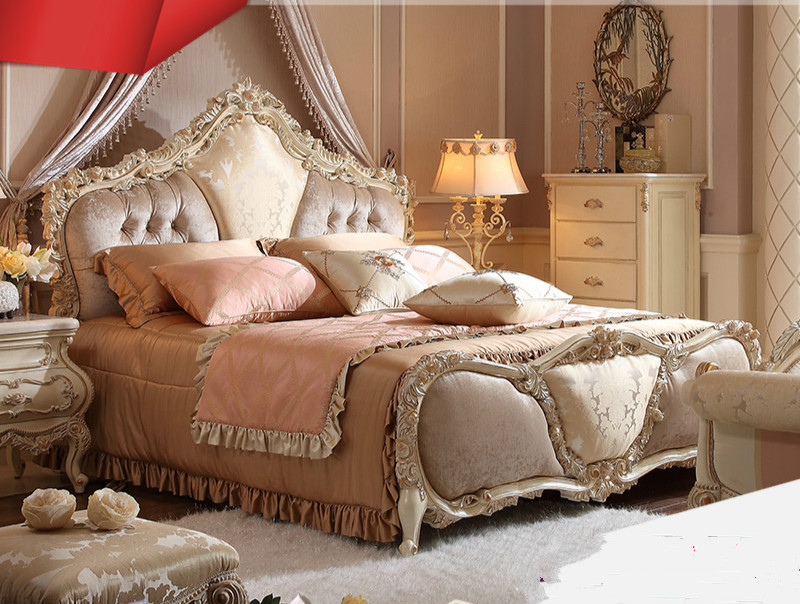 European Style Bedroom Sets