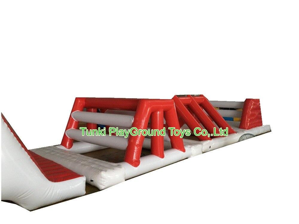 Offre spéciale parc aquatique gonflable/parc aquatique/aire de jeux aquatique flottante