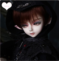 BJD doll SD doll demon head bory 1/4 male baby joint doll doll