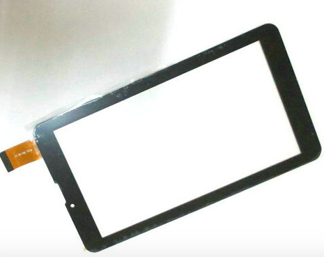 цены на New Touch Screen Panel For 7 digma plane 7501m 3G Tablet Capacitive Screen Digitizer Glass Sensor replacement Free Shipping