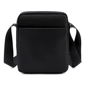 Image 3 - Vintage Oxford Mens Single Shoulder Bag Swiss Waterproof men Messenger Bags crossbody bags for men bolso hombre bandolera