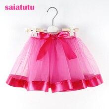 6758d5e5d2b18 Rose rouge bébé Tutu fille jupes princesse pettijupes ballet danse tutu  jupe enfants fête minijupe mariage