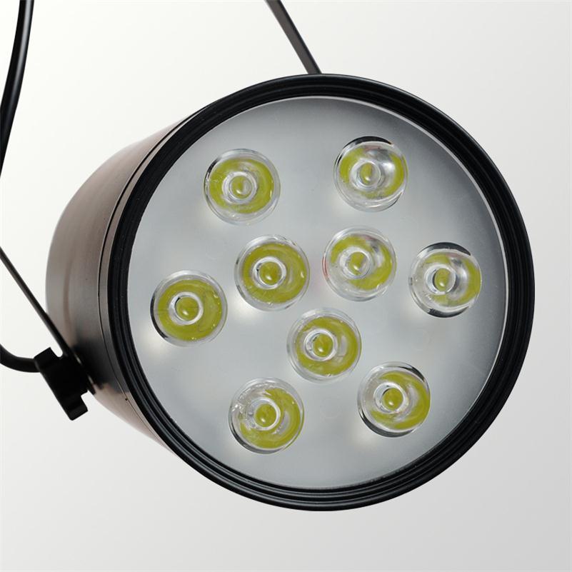 LED Track Light 9W Clothing Store Spotlights Wholesale