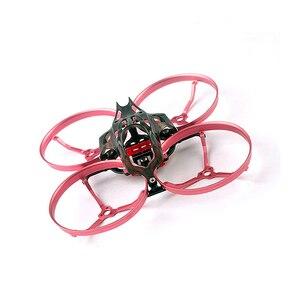 Image 1 - Happymodel Snapper8 85 millimetri Cinewhoop Kit Telaio In Fibra di Carbonio Con Lega di Alluminio CNC Guard per FPV Da Corsa del RC Aereo Drone quad