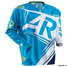 2018 2017 MTB Downhill Jersey Mountain mtb jersey Motorcycle long sleeve MX jersey Shirt Ciclismo Clothes for Men  size xs–5xl