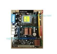 G41 motherboard dual-core 2.66 ddr3 2g 1g set